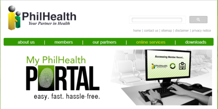 how to get mdr philhealth online