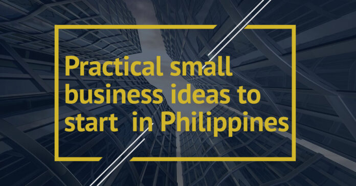 what business to start with 100k in the philippines